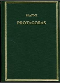 DIALOGO DE PLATON PROTAGORAS PDF