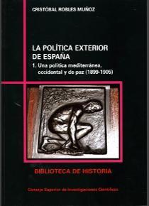 Editorial csic libro la pol tica exterior de espa a 2 for Politica exterior de espana
