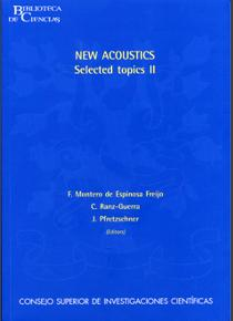 New acoustics, selected topics II