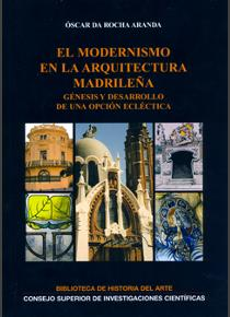 Editorial csic libro el modernismo en la arquitectura for Genesis arquitectura y diseno ltda
