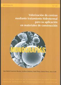Valorización de cenizas mediante tratamiento hidrotermal para su aplicación en m