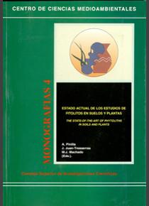Estado actual de los estudios de fitolitos en suelos y plantas (The State of the Art of Phytoliths in Soils and Plants). Primer Encuentro Europeo sobre el Estudio de Fitolitos, Madrid septiembre de 1996